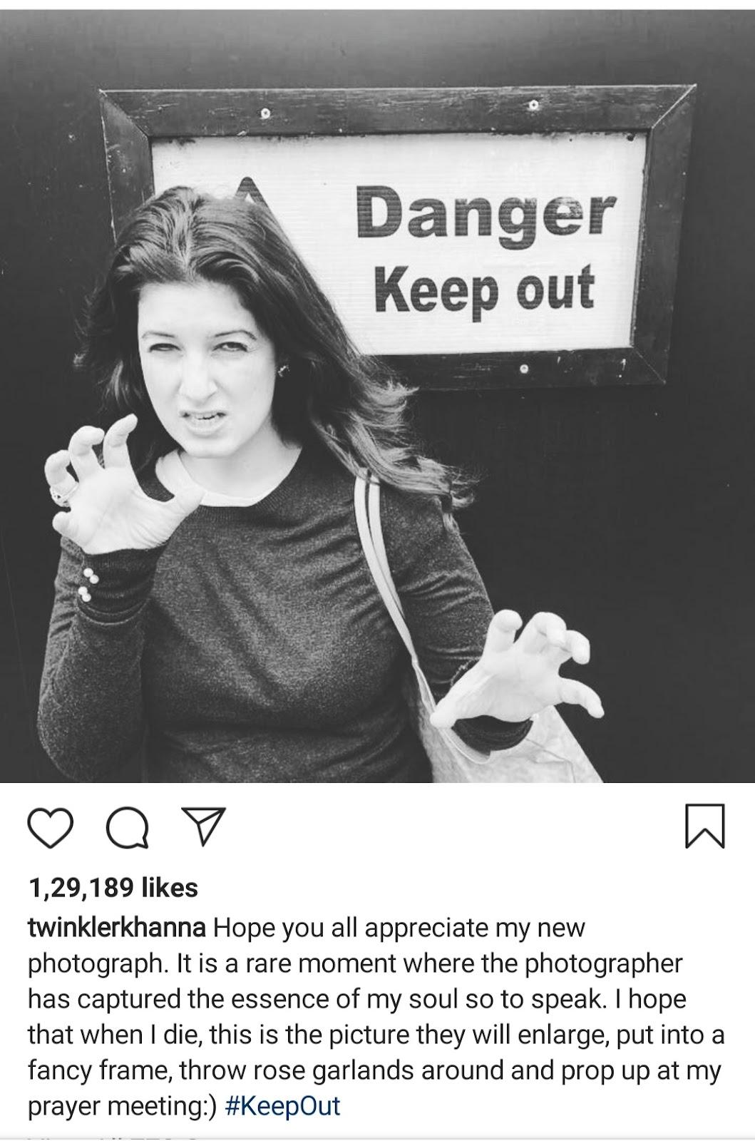 Black And White Instagram Caption 2