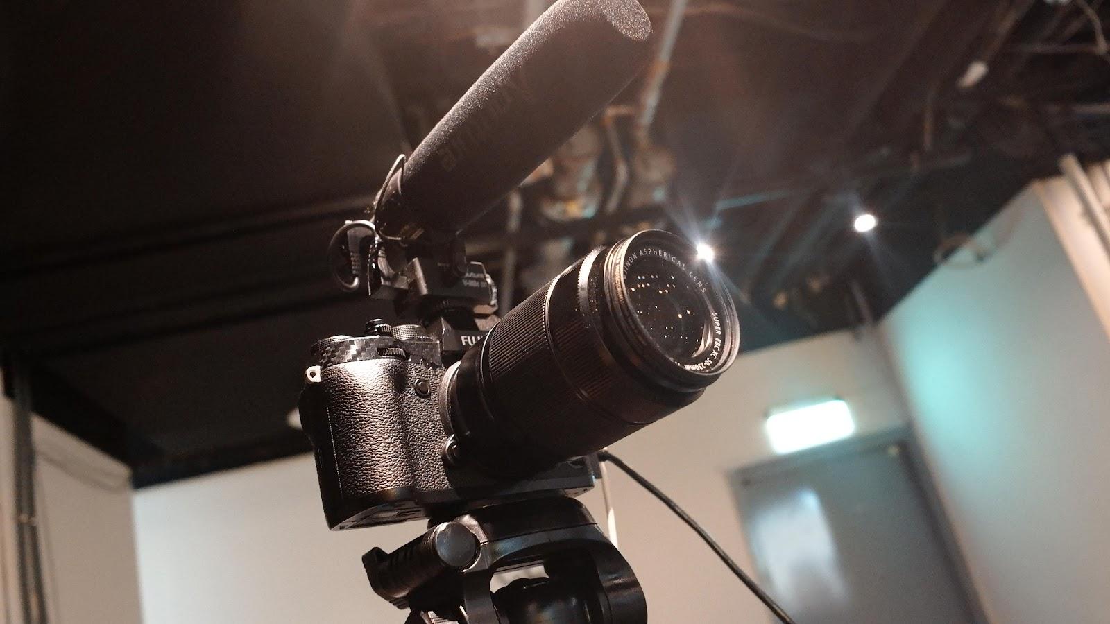 高品質外接式麥克風 YTM-118e ,外接收音好幫手