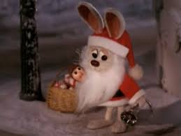 Image result for here comes peter cottontail christmas