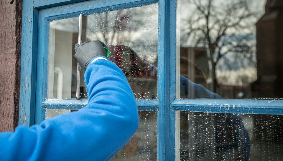 The Best Way to Cleaning Windows
