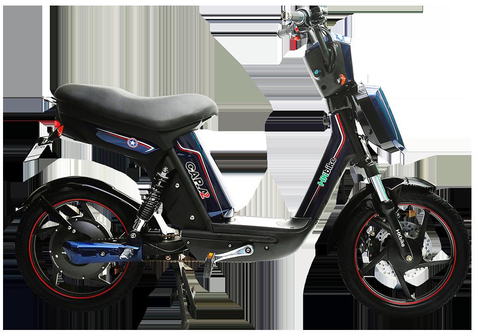 Xe điện HKbike Cap A mới hoàn toàn về thiết kế