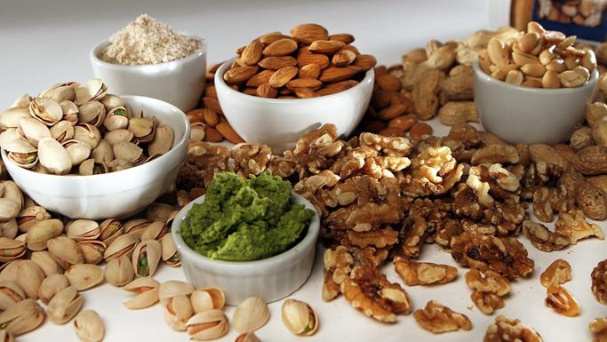 Anti-inflammatory Diet nuts