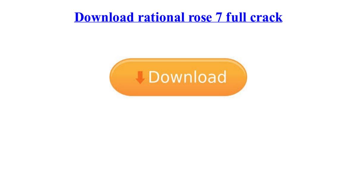 download rational rose full crack
