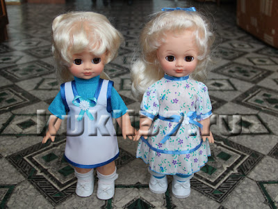 моя кукла Нташа