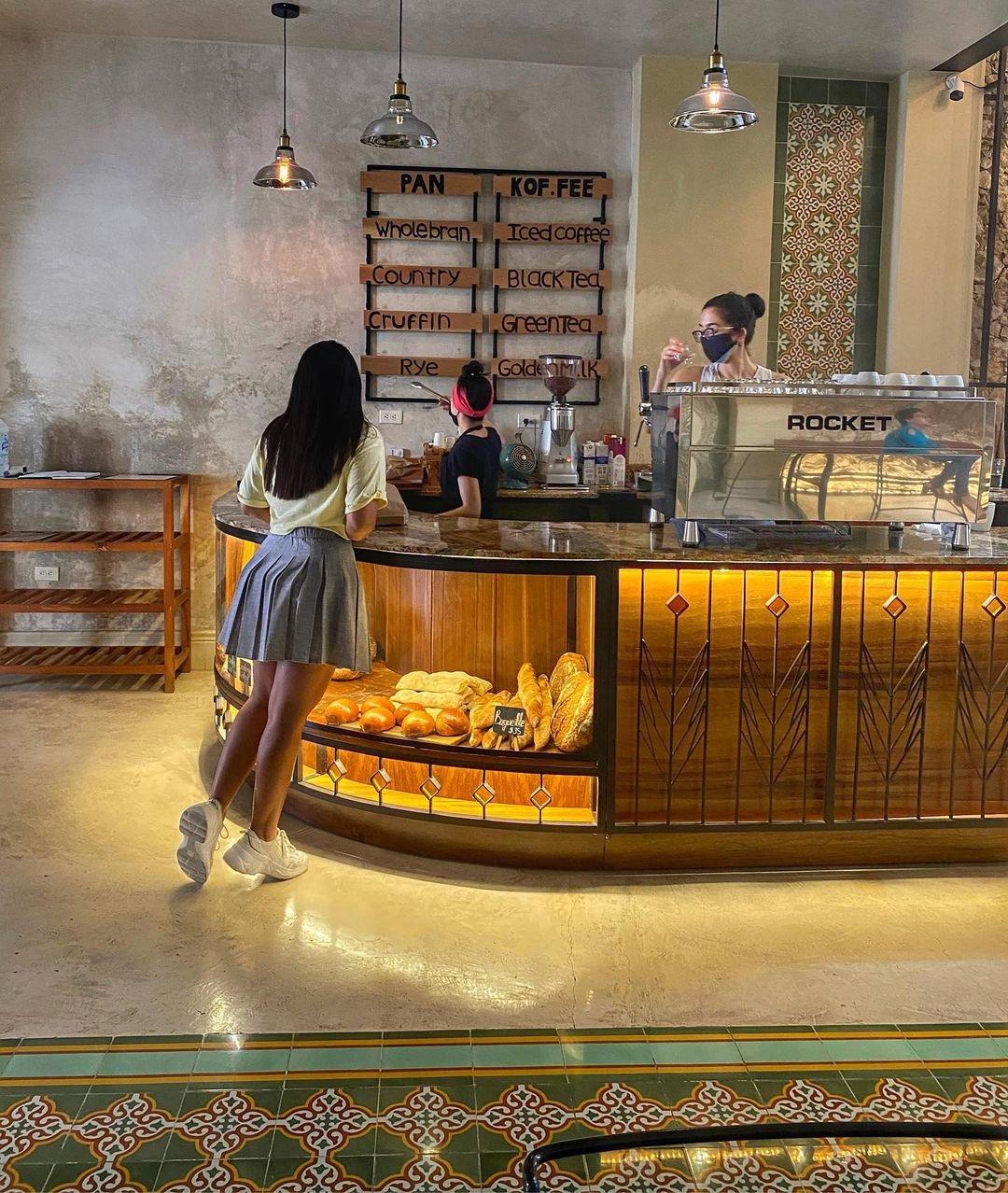 Cafeterias cute en Mérida