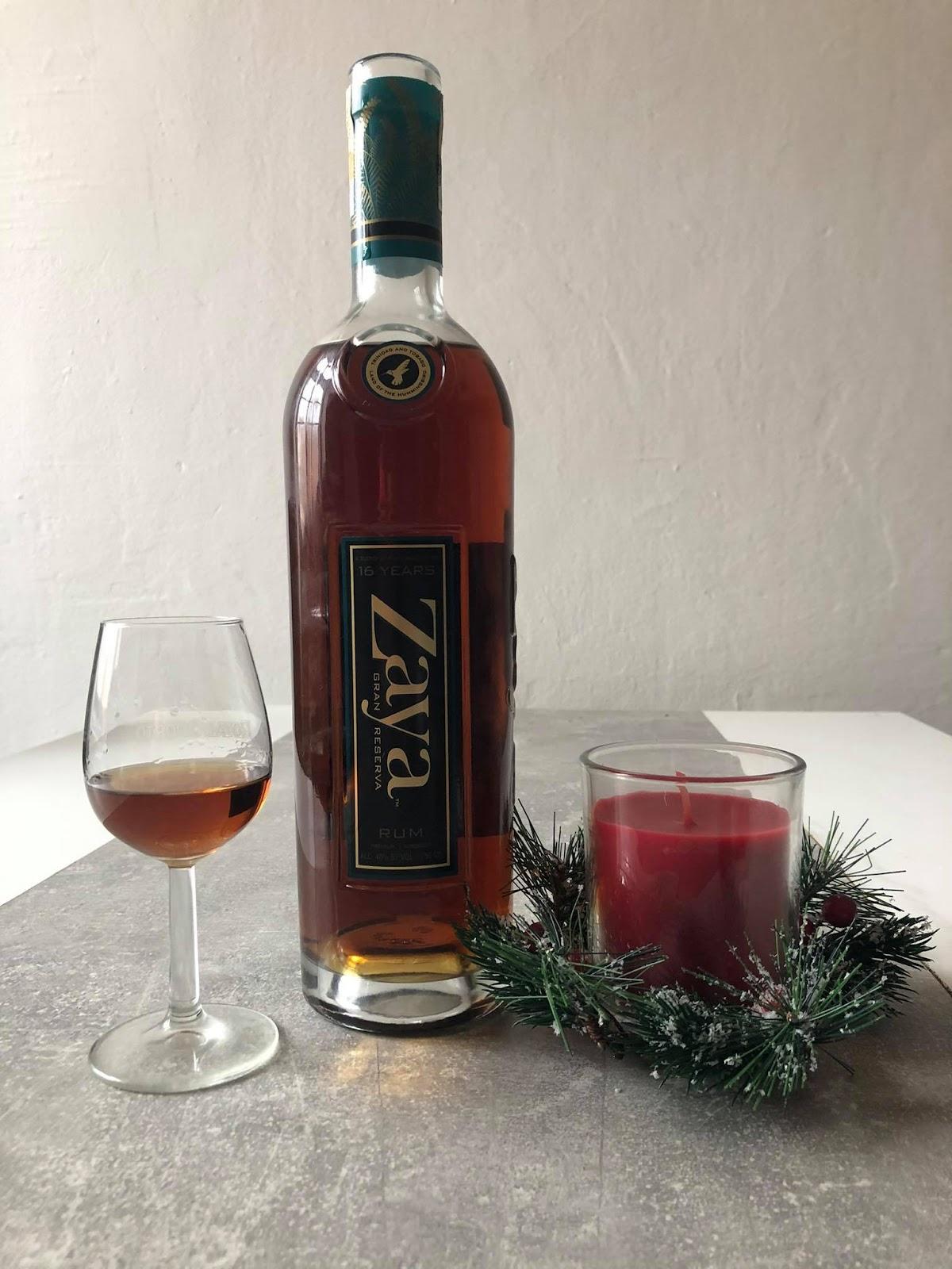 recenze topalkohol: rum zaya 16letý