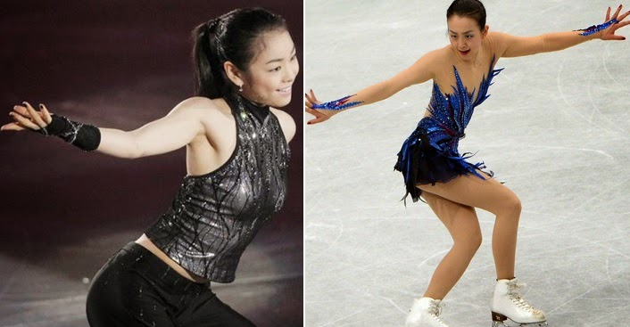 Kim Yuna ranks most searched athlete