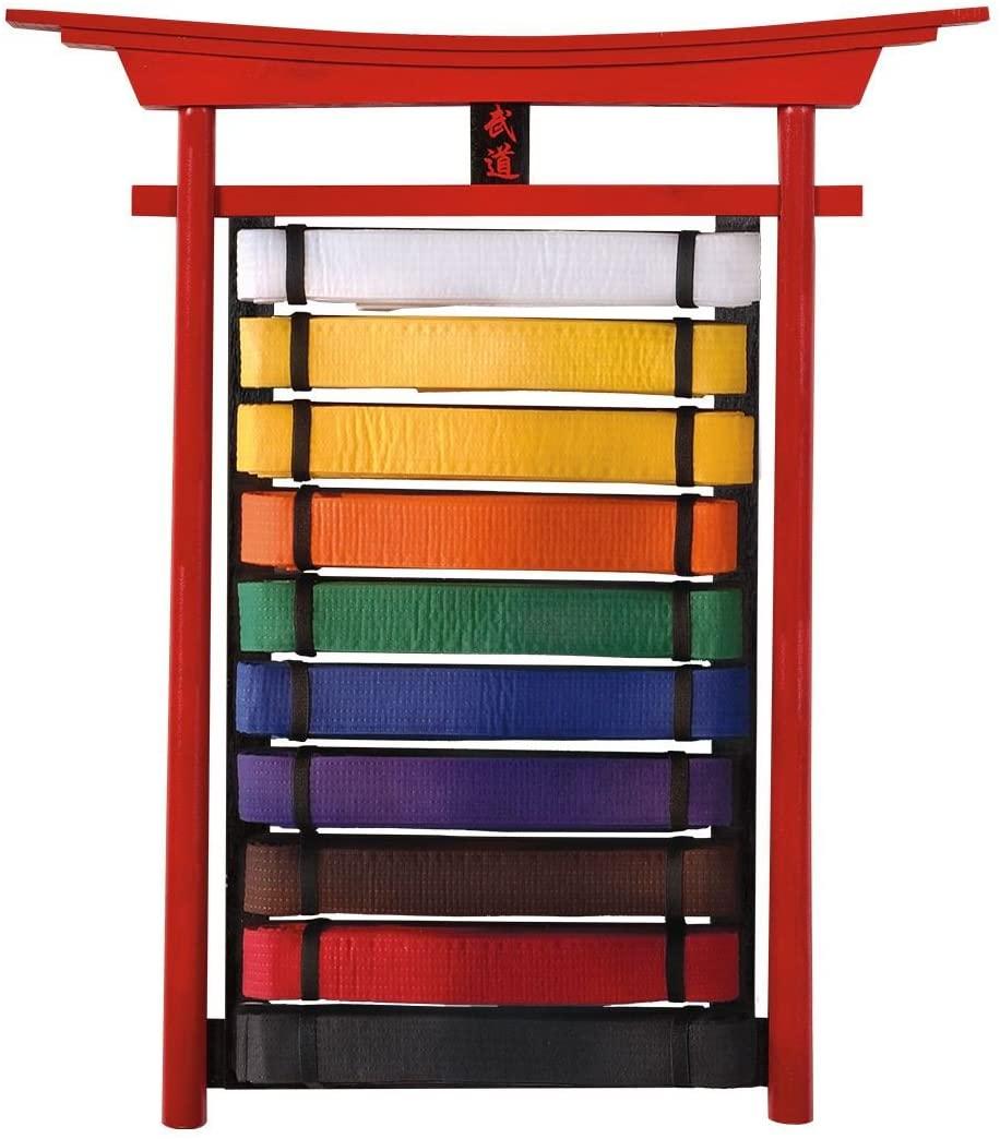 Century Martial Arts Budo Karate Belt Rack
