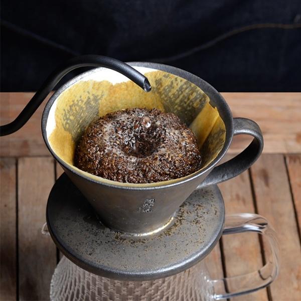 手沖咖啡-注水萃取