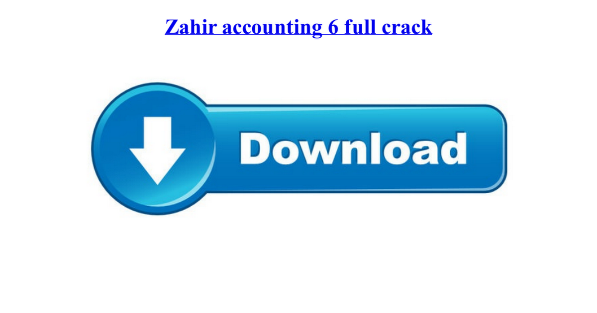 zahir accounting 6 crack
