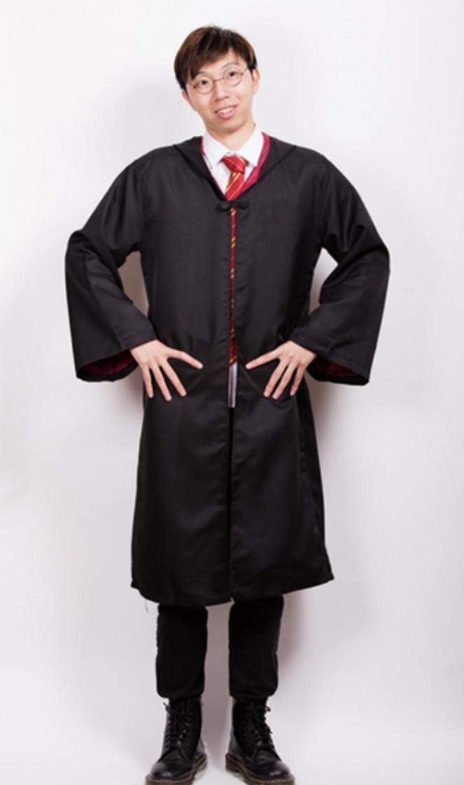 Happy Potter Costume