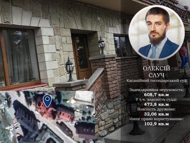 Будинок із каплицею, житло у Росії та квартира за $700. Нерухомість суддів Верховного Суду 07