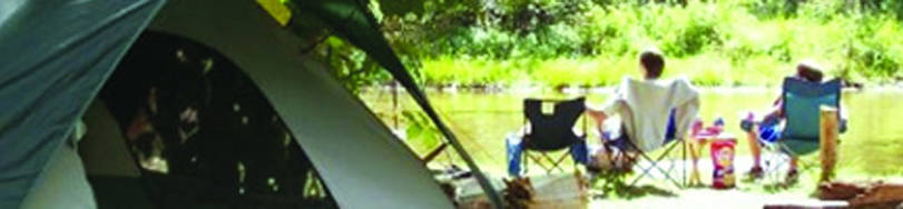 West Michigan Camping