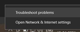 Troubleshoot problems