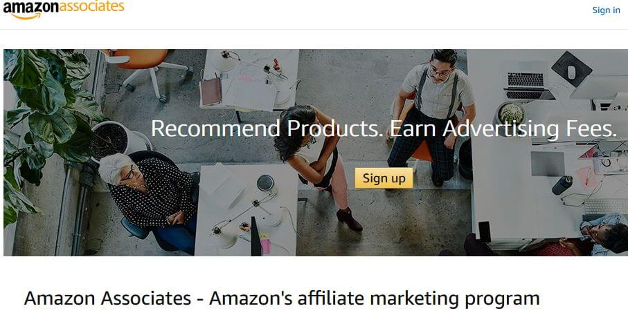 affiliate programs for begginers