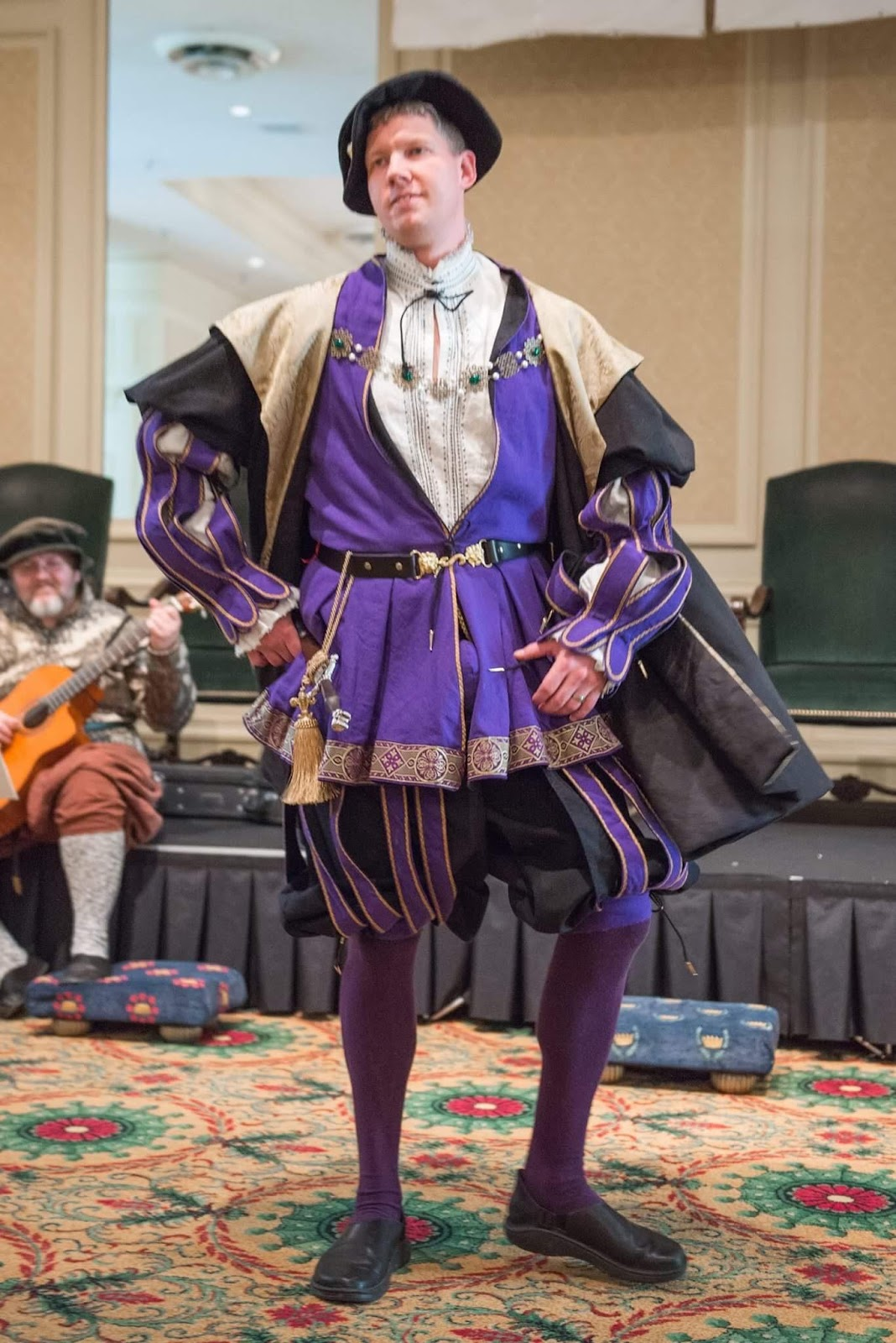 Performing in Costume - American Recorder Society