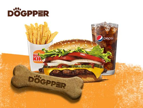 Brazilian Burger King Customers Can Now Purchase Meat-Flavored Dog Biscuits With Dogecoin