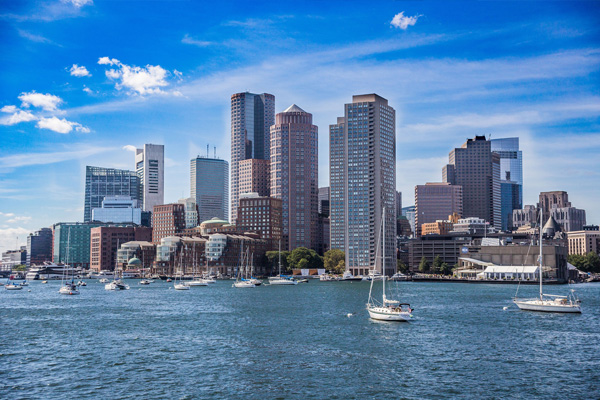 The Boston waterfront has plenty to see and do for visitors to Cruiseport Boston