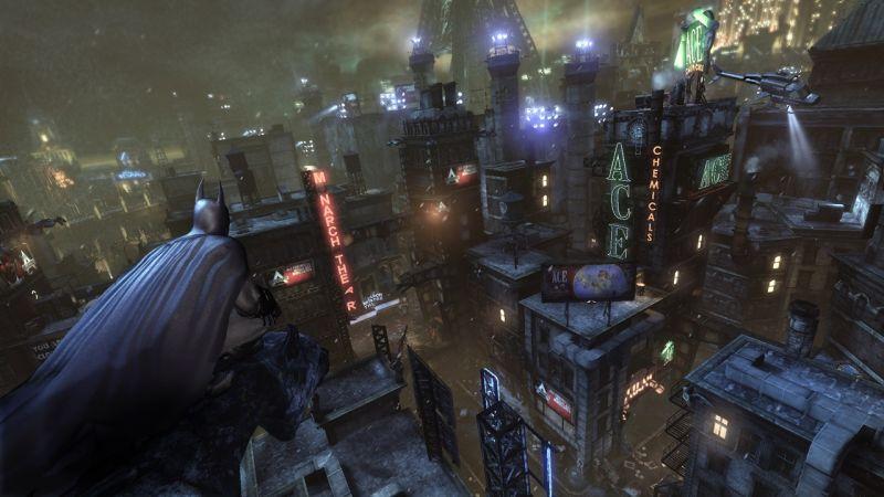 Arkham City