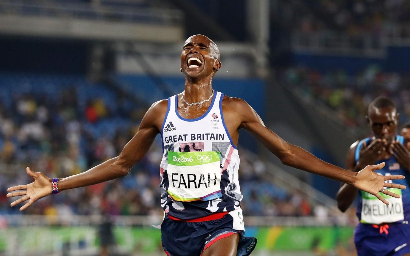 Mo Farah announces he will return to the track in Tokyo 2020