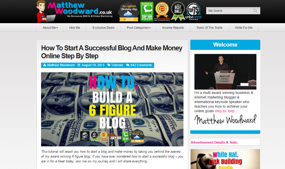 4 Entrepreneurs Reveal Their Secrets to Making Big Money from Blogging | Social Media Today