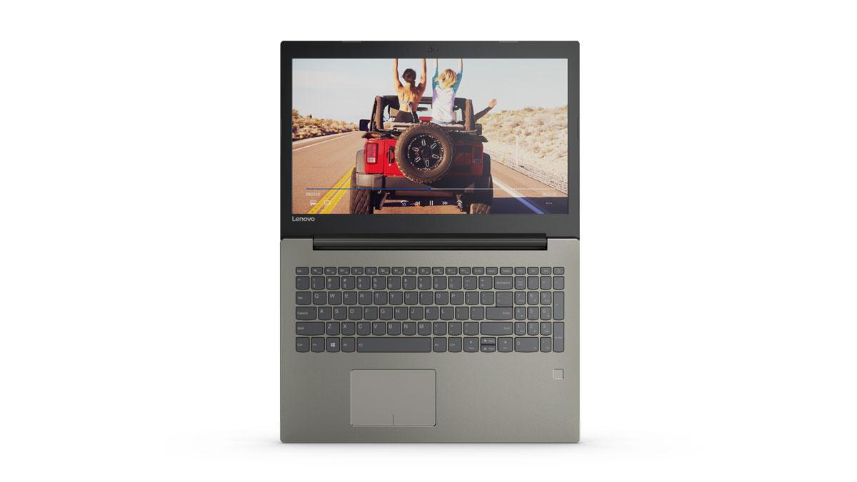 Фото2  Ноутбук Lenovo IdeaPad 520-15 Iron Grey (81BF00JDRA)