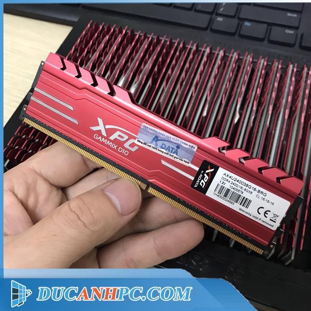 Description: Ram DDR4 8Gb Adata bus 2400