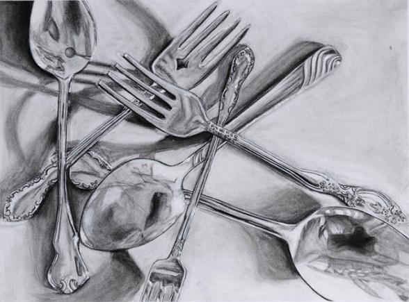 kristia silverware