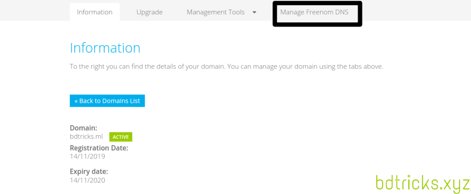 How to add a Freenom Domain in Blogger || কিভাবে একটি Freenom domain blogger এ লাগাবো