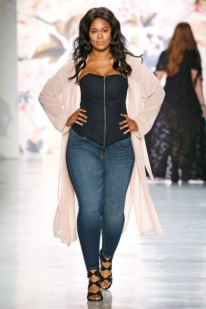 Plus-size fashion: best ideas for trendy outfits 2020 34