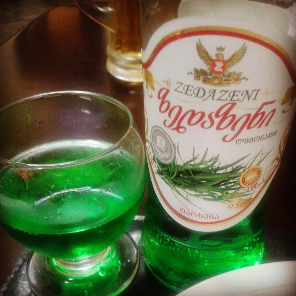 грузинські напої