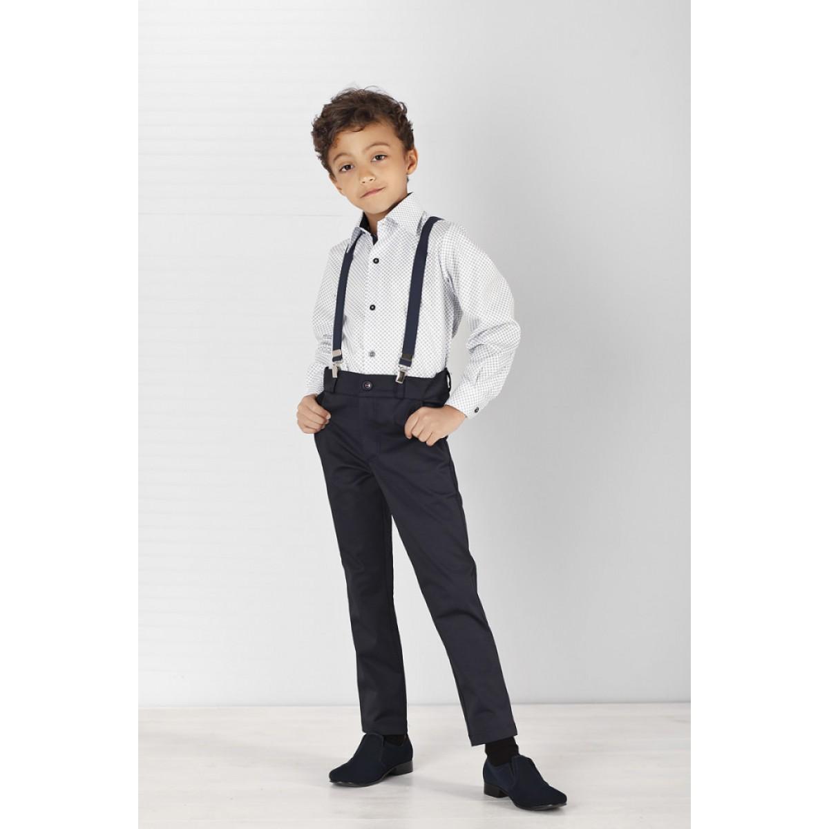 Kết quả hình ảnh cho spodnie garnitur chłopięce