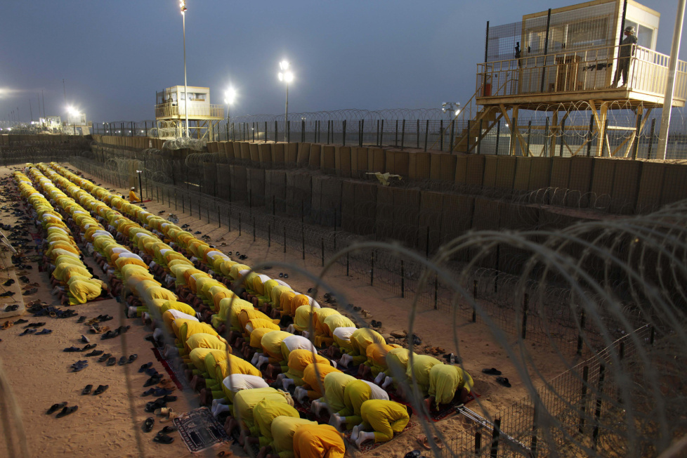 How a US prison camp helped create ISIS