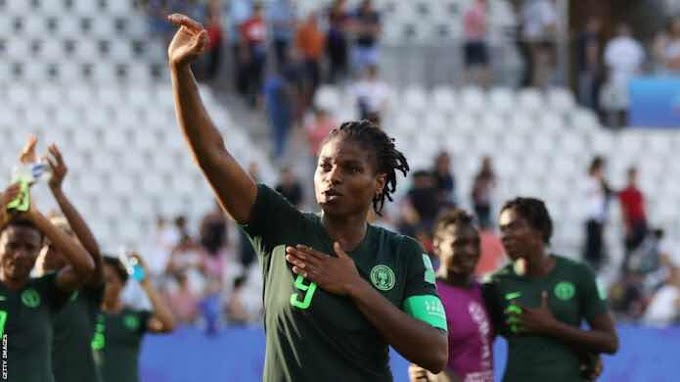 """""""Look For Another Lie"""": Oparanozie Replies NFF Over Super Falcons Squad Omission"""