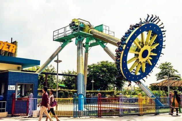 Adventure Island - Ticket Price & How to Reach