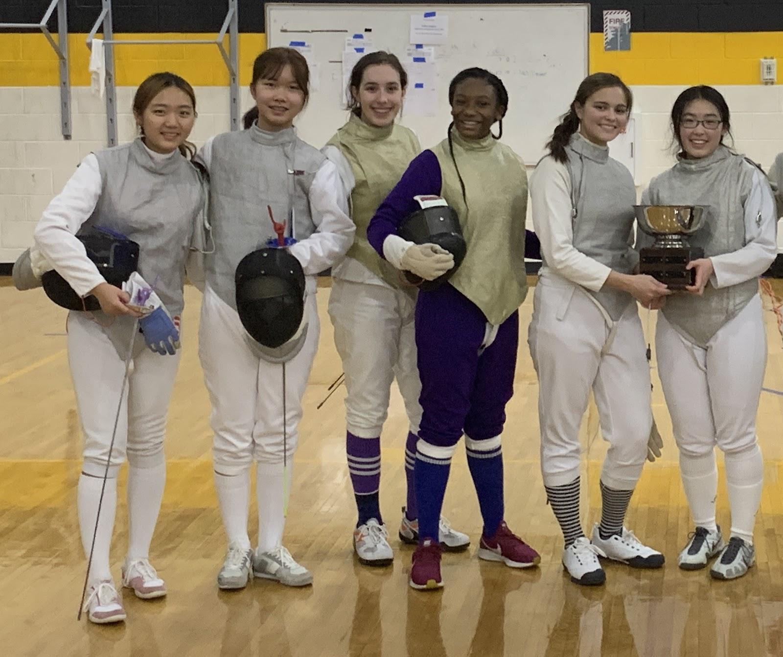 SA Fencing Team