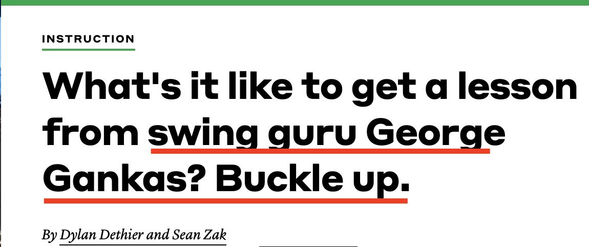 Golf-headline
