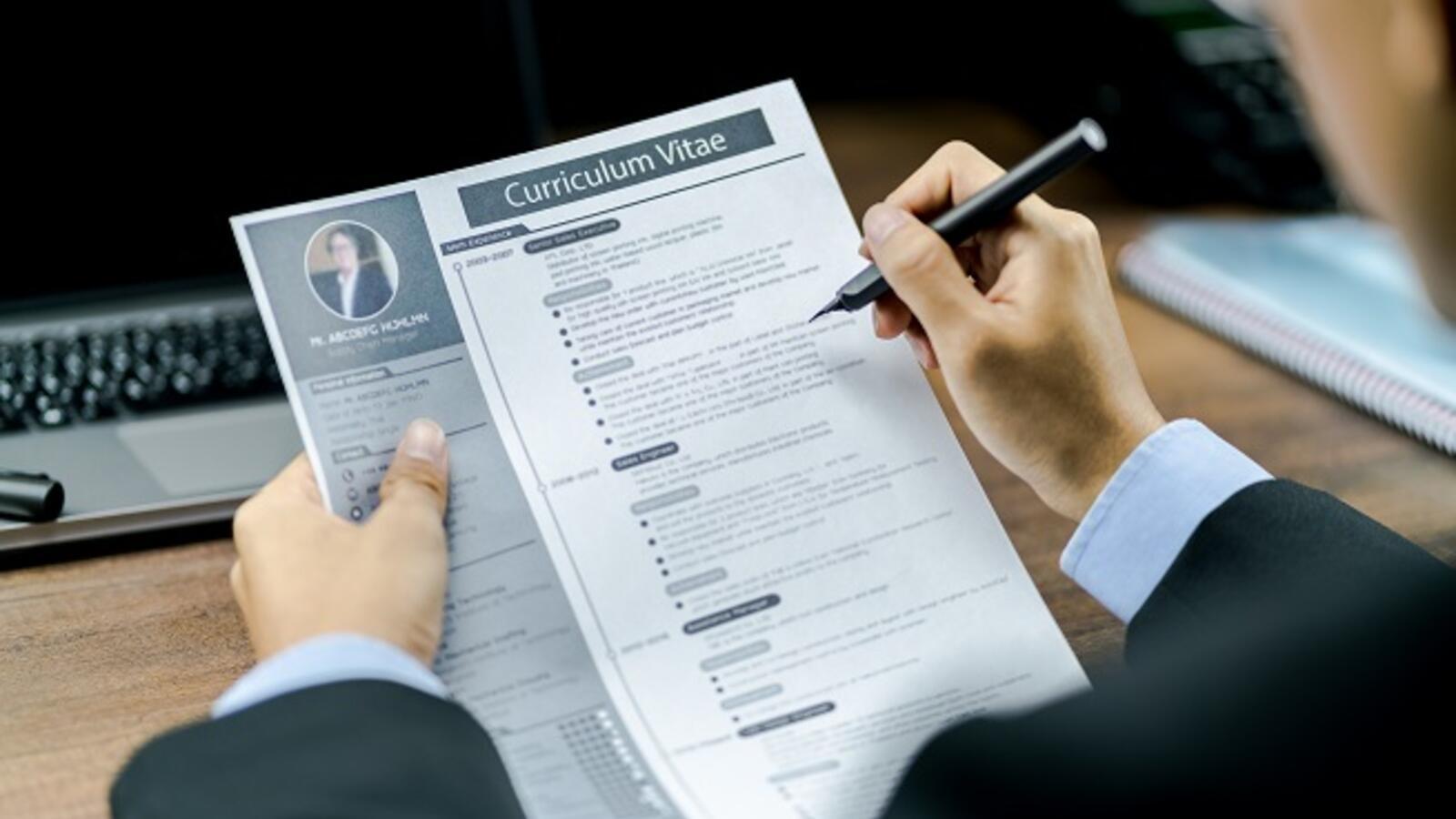 CV xin việc hoàn hảo