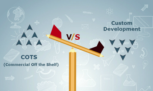 Custom Solutions vs Off-The-Shelf Solutions
