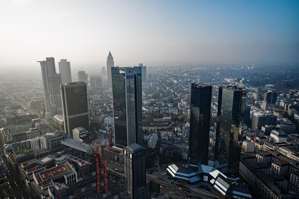 Architecture of Frankfurt