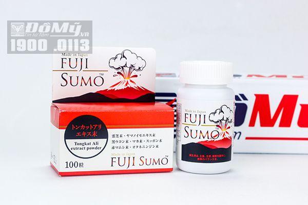 Viên uống tăng cường sinh lực nam Fuji Sumo