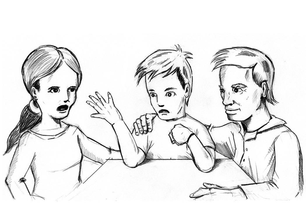 Víctima de bullying - ¡explícalo!
