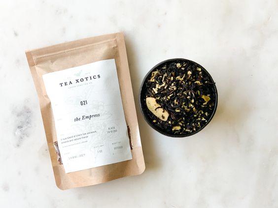 jasa pembuatan teh