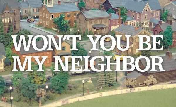 Image result for they introduced you to most of your neighbors!