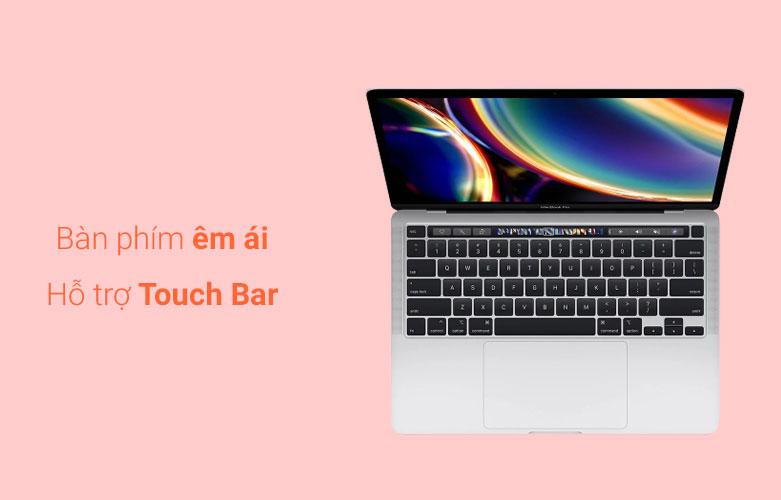 """Laptop MacBook Pro 2020 13.3"""" MWP82SA/A   Bàn phím êm ái"""