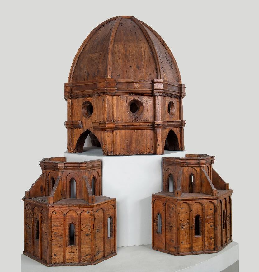 C:\Users\Antonella\Desktop\Articoli Isola di Omero\modelli cupola.jpg
