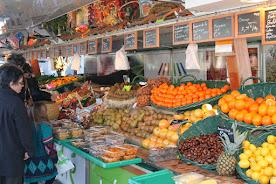 marché de Dompierre sur mer