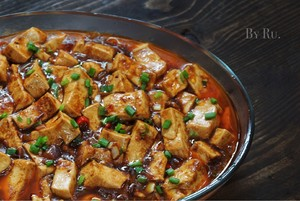红烧豆腐的做法 步骤13