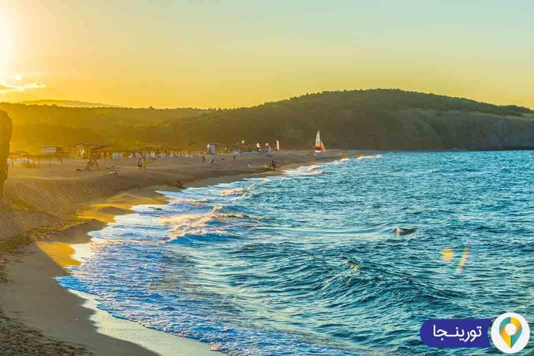 ساحل دریای سیاه صوفیه