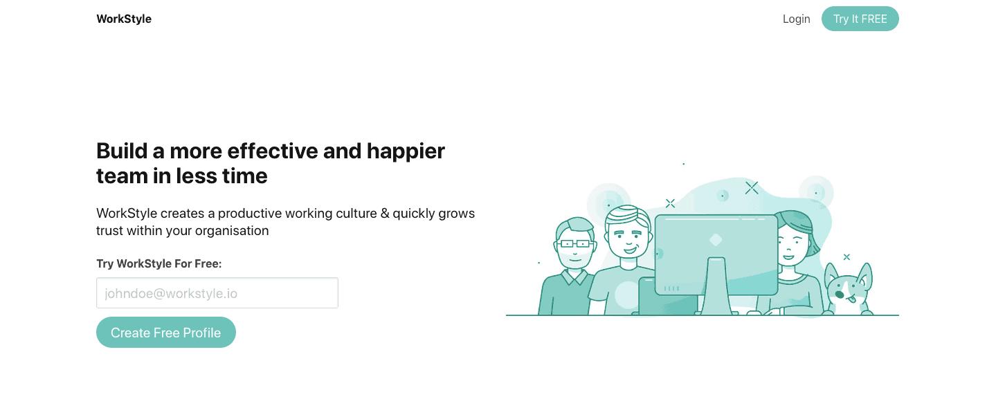 WorkStyle HR Software App